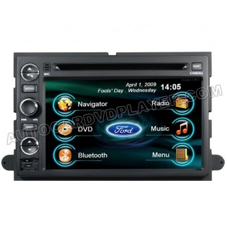 Ford F150 F250 F350 04~08 In Dash DVD GPS Navigation FM