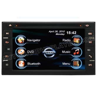 2008 09 10 Nissan Pathfinder DVD GPS Navigation Stereo