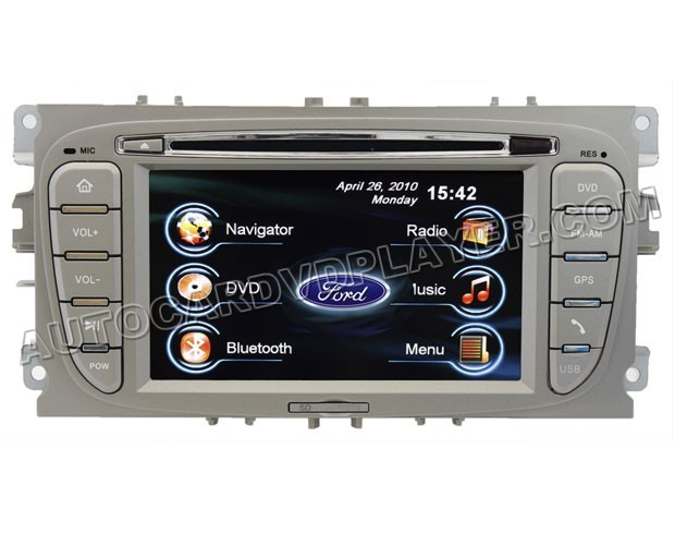 for ford c max dvd gps system update all in one. Black Bedroom Furniture Sets. Home Design Ideas