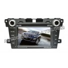 CASKA 2010 Mazda cx-7 GPS Navigation DVD player CA109-A