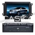 CASKA Nissan Teana DVD Player GPS Navigation, radio CA3602