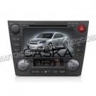 CASKA special for Subaru Legacy 2006 / Outback 2004-2006 DVD Player GPS Navigation, radio CA3606