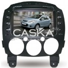CASKA Mazda 2 GPS Navigation DVD player CA3609
