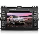 CASKA Toyota Prado DVD Player GPS Navigation, radio CA3626