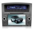 CASKA Mitsubishi Pajero DVD Player GPS Navigation, radio CA3649