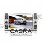 CASKA Hyundai Santa Fe DVD Player GPS Navigation, radio CA3660