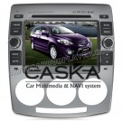 CASKA Special MAZDA 5 Car GPS Navigation DVD Player with Bluethtooth,Ipod,and Digltal Touchscreen CA3665