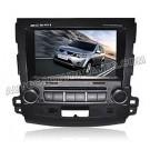 CASKA Mitsubishi Outlander DVD Player GPS Navigation, radio CA3676