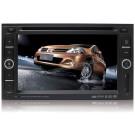 CASKA Nissan Tiida/Universal DVD Player GPS Navigation, radio CA3687