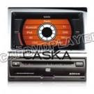 CASKA Audi A6 DVD Player GPS Navigation, radio CA3900G
