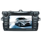 2007- 2010 CASKA Toyota Corolla DVD Player GPS Navigation, Radio CA3633
