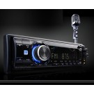 ONE DIN Car DVD Face Off Radio Player Support Karaoke Function Support USB/SD
