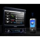 "7""T-Screen Bluetooth Car DVD player Support  Ipod/Bluetooth Phone Function"