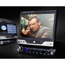 "ONE DIN 7""T-Screen Bluetooth Car DVD Player Support Bluetooth Phone USB/SD Built-in TV Tuner"