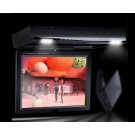 "15""Roof mounted IR Transmitter Car DVD Player Built-in TV IR&FM Transmitter"