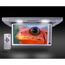 "9""Roof mounted/IR Transmitter motorize Screen / DVD player  Built-in IR & FM Transmitter"