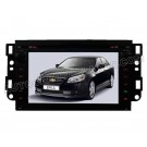 "Chevrolet New Epica Lova DVD GPS Player with 7"" Digital Touchscreen and BT PIP CDC"