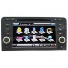 """Audi A3 DVD GPS Navigation player with 7"""" Digital Touchscreen / PIP RDS Bluetooth"""