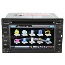 All-in-one car DVD Navigation player with Digital Color Touch screen/PIP RDS Bluetooth iPod Control for 2002-07 Honda City