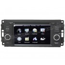 Car DVD GPS player with Digital Touchscreen and Steering Wheel Control BT iPod for 2009-2011 DODGE RAM Pickup Trucks