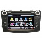 "7"" Digital touchscreen DVD Navigation player with PIP RDS Bluetooth for 2010 2011 Mazda 3"