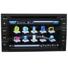 Hyundai Santa Fe DVD Multimedia Navigation player with Digital Screen and optional DVB-T