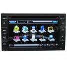 Hyundai Tucson DVD Navigation player with Digital touchcreen and iPod BT Control/SWC/Radio