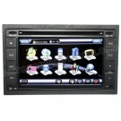 Car DVD Player with GPS Navigation system and Digital HD touchscreen / PIP RDS Bluetooth iPod Control for VW Jetta 2004