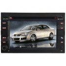 Car DVD player with in dash GPS Navigation /Digital HD Touch screen/PIP RDS/Bluetooth for VW Bora