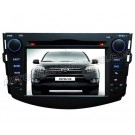 "7"" Digital HD touchscreen DVD GPS Navigation player with FM USB RDS Bluetooth iPod for Toyota RAV4"