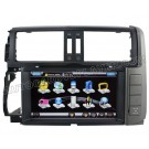 "8"" HD Touch screen DVD GPS Navigation Player with PIP RDS iPod V-CDC for 2011 TOYOTA Land Cruiser Prado"