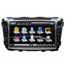 "7"" HD Touchscreen DVD GPS Navigation Player with PIP RDS iPod V-CDC for 2010 2011 HYUNDAI ACCENT"