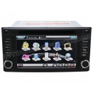 "7"" HD Touchscreen DVD GPS Navigation System with PIP RDS iPod BT for 2008-2010 Subaru Forester"