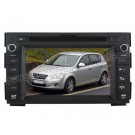 "7"" HD Touch screen DVD GPS Navigation Player with PIP RDS iPod V-CDC for KIA CEED"