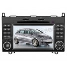 """7"""" Touchscreen DVD Player with GPS Navigation and BT iPod FM PIP RDS for Benz A-Class B-Class"""