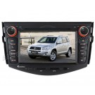 Custron Aftermarket DVD GPS Navi Headunit Update + Bluetooth Phonebook For Toyota RAV4