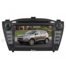 For Hyundai IX35 Updated GPS Navigation Radio+ Phonebook+All In One Multimedia system