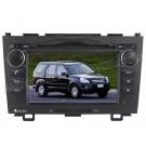 Aftermarket DVD GPS Navi Headunit Update + Bluetooth Phonebook For Honda CRV