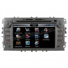 GPS Sat Navi Update + DVD Playback BT Plug And Play Phonebook For Ford Mondeo S-Max