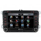 OEM Factory-Style DVD GPS Navi Radio For VW POLO + Bluetooth Handsfree iPOD Phonebook Canbus