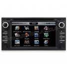 OEM Factory-Style DVD GPS Navi Radio For Toyota Yaris + Bluetooth Handsfree iPOD Phonebook