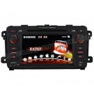 "Mazda CX-9 DVD GPS Navigation Player / 7"" Digital touchscreen / Bluetooth iPod RDS CDC"