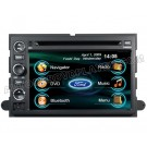 2006~2010 Ford Edge Fusion DVD GPS Navigation In dash