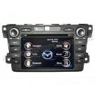 2007~10 Mazda CX-7 DVD GPS Navigation In-dash stereo 08