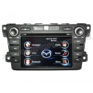 OEM Factory-Style Mazda CX-7 DVD GPS Navi Radio Update + Bluetooth Handsfree iPOD Read Notebook+Support Bose