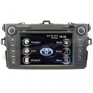 Toyota Corolla OEM GPS Navigation Headunit +All In One Multimedia system Notebook