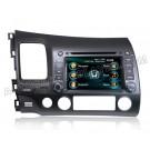 2006~2011 Honda Civic DVD GPS Navigation In-dash stereo