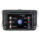 VW JETTA Multimedia player w/ GPS Navigation - All In One Aftermarket Headunit /Notebook