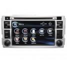 GPS Sat Navi Update + DVD Playback BT Notebook Plug And Play For Hyundai Santa Fe