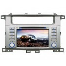 For TOYOTA LAND CRUISER 100 CAR DVD Player Raido GPS Navigation Bluetooth Free Map
